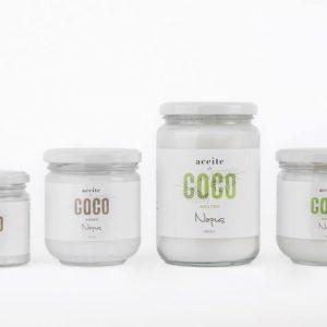 Aceite de Coco Virgen x 200 ml Napus