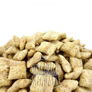 Almohaditas de cereal sabor Limón (x 200 gr.)